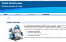 miniatura della home page del portale Context Aware - Trentino Accessibile